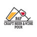 March 4 – R4F Craft Beer and Wine Pour