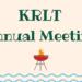 Annual Member Meeting 2021